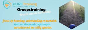 Outdoor training personal training ouderkerk