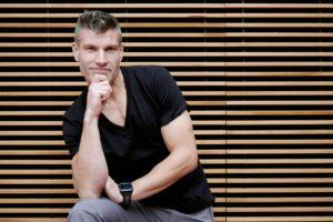 Jothan Purmer, Personal Trainer, afvallen, ouderkerk