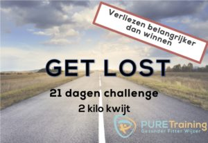 Afval challange, Personal Training