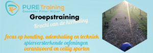 Outdoor training personal training ouderkerk